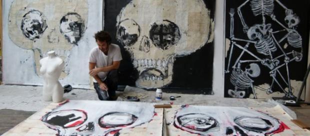 AAron Bueso en la Neomudejar (2014)