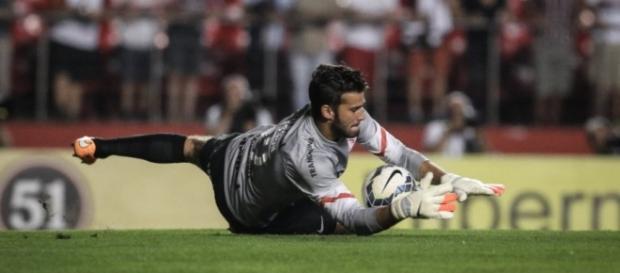 Alisson jogará no Roma em 2016