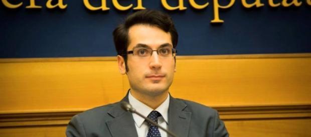 Federico Castorina alla Camera dei Deputati
