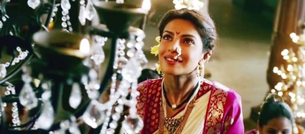 Priyanka Chopra is the life of 'Bajirao Mastani.'