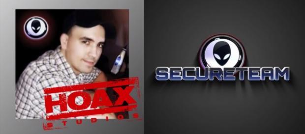 Tyler Glockner, autore di falsi UFO con SecureTeam
