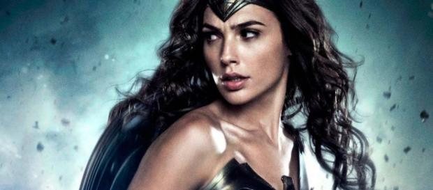Una absurda filtración en 'Wonder Woman'