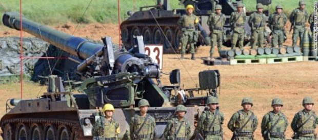 Venda de armas dos Estados Unidos para Taiwan