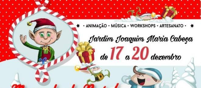 Chamusca recebe 7ª edição do Mercado de Natal
