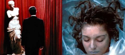 Laura Palmer, escena 'Twin Peaks'
