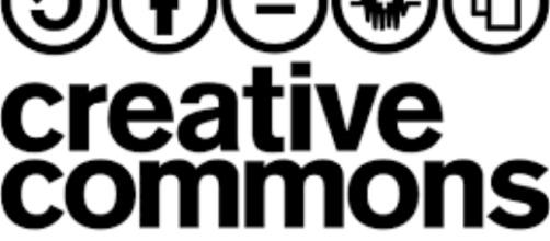 Logo delle licenze Creative Commons