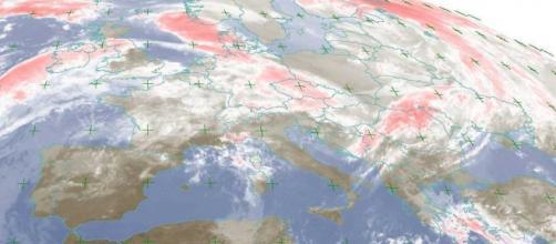 Previsioni meteo Italia ed Europa.