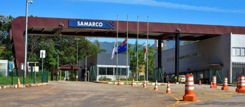 Sede da mineradora Samarco - Foto: Divulgaçao