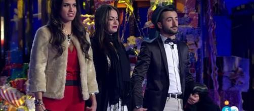Sofía, Niedziela y Aritz: Finalistas de GH16