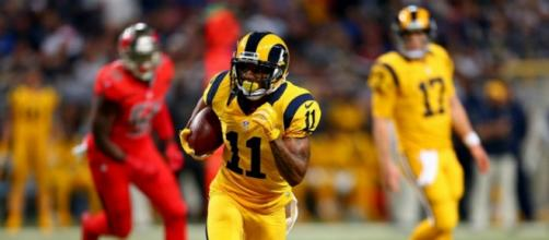 Tavon Austin racked up impressive Fantasy Points.