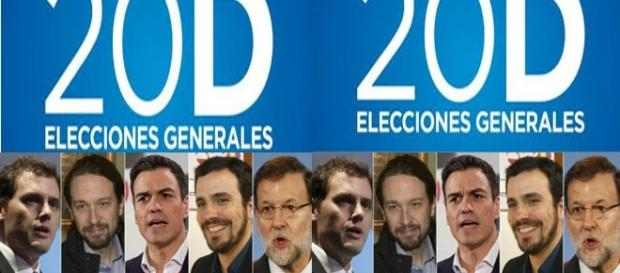 20D ELECCIONES GENERALES 2015 PLURIPARTIDISMO