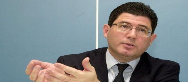 Atual Ministro da Fazenda Joaquim Levy