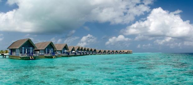 Cocoa Island (Ilha do Cacau), ilhas maldivas.