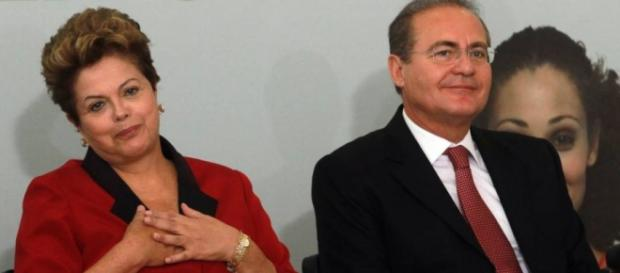 Dilma quer ajuda para não sofrer impeachment