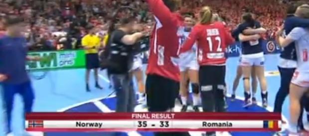 România pierde dramatic cu Norvegia