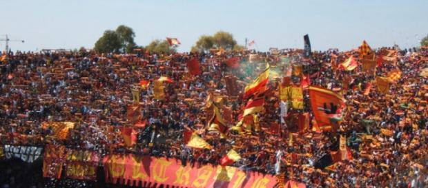 Tanti spettatori attesi per Lecce- Benevento.