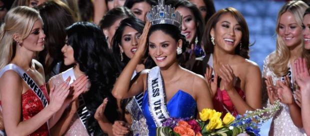 Una joven filipina es MIss Universo 2015