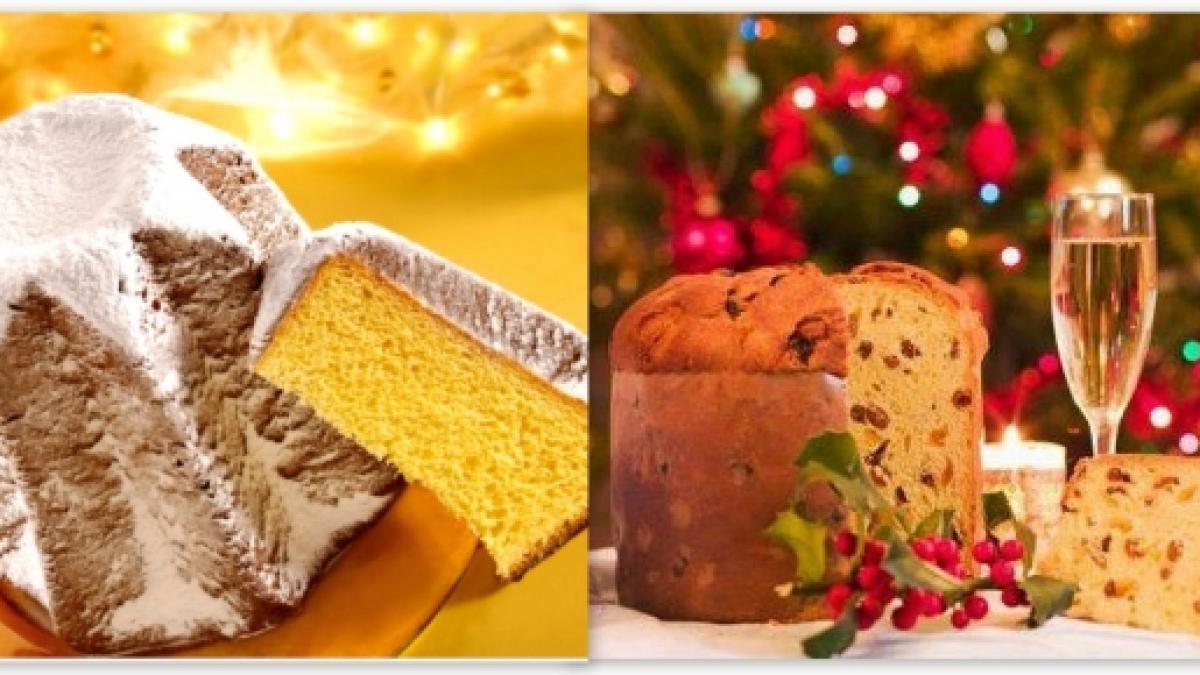 Italian Christmas Cake.Panettone Vs Pandoro Which Italian Christmas Cake Will Win