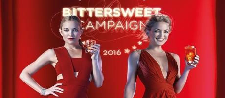 Kate Hudson en el Calendario Campari 2016