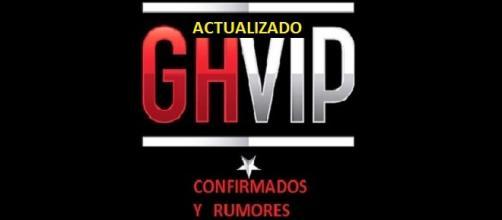 Actualizados los concursantes de GH VIP4