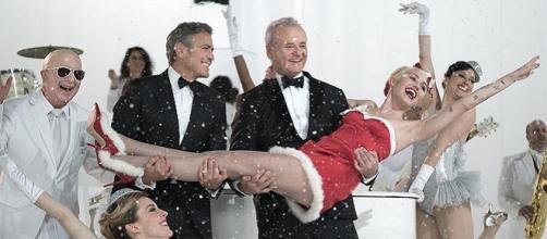 Bill Murray, George Clooney y Miley Cyrus