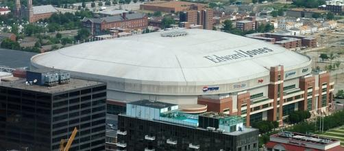 Edward Jones Dome in St. Louis may be on way out.