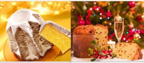 Panettone and Pandoro, Italian Christmas Cakes