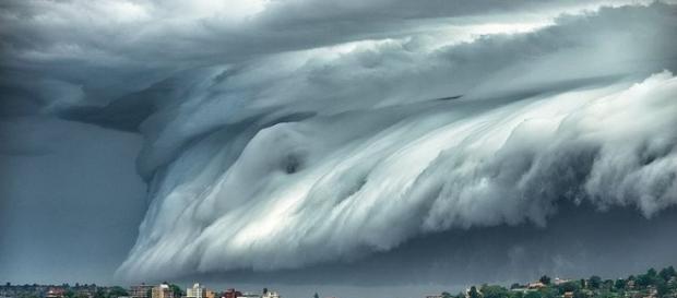 Chuva assusta moradores da Austrália