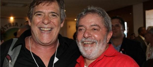 José de Abreu sofre ataques por ser Petista