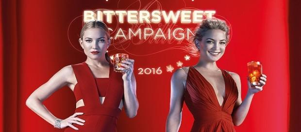 Kate Hudson en el Calendario Campari 2016
