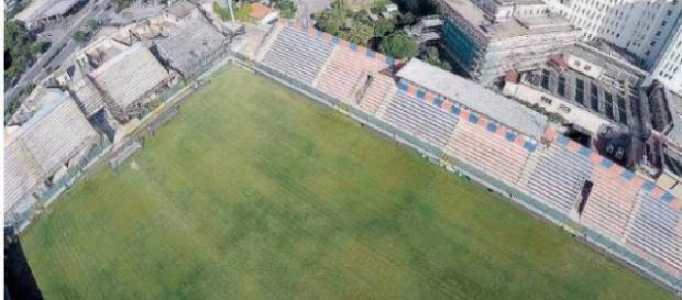 "Lo Stadio Comunale ""Ezio Scida"""