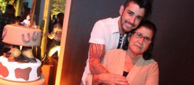 Morre mãe de Gusttavo Lima depois de casamento