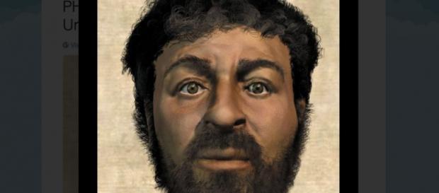 Sarebbe questo il vero volto di Gesù