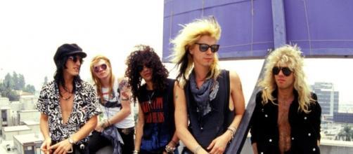 Axl y Slash no se reunirían hasta 2017