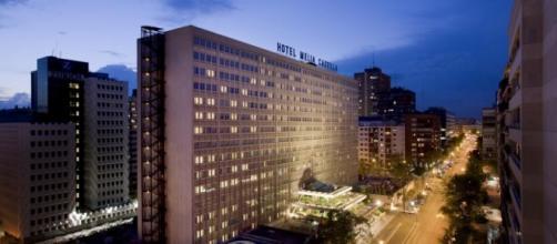 El Hotel Meliá Castilla de Madrid