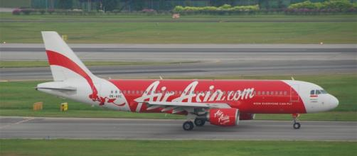 Imagen de uno de los Airbus A320-260