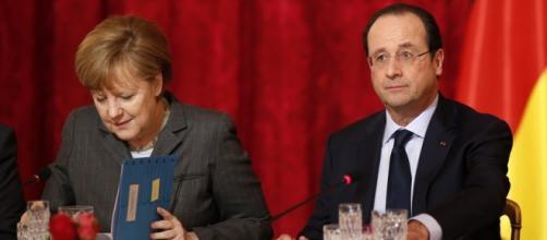 Merkel vai ajudar a França no combate ao EL.