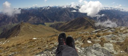 Moutain Ben Lomond - Queenstown - 1.631m