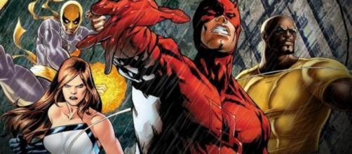 New Defenders - Marvel/Netflix Partnership(Flickr)