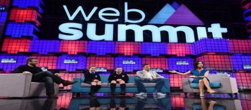 Web Summit é uma conferência mundial de tecnologia