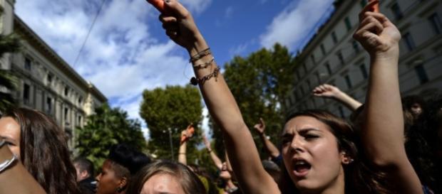 A luta contra abuso sexual nas universidades