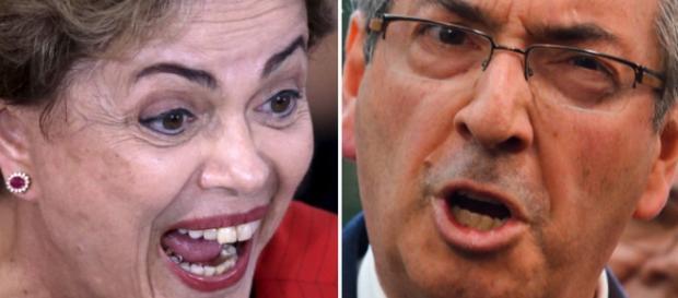 Cunha aceita pedido de Impeachment de Dilma