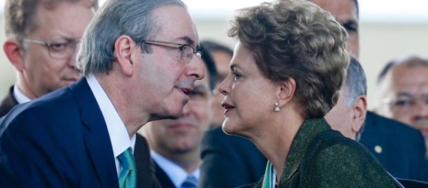 Eduardo Cunha aceita processo de impeachment