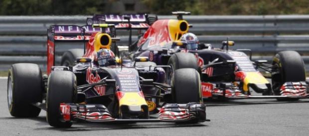 Los monoplazas de Red Bull Racing