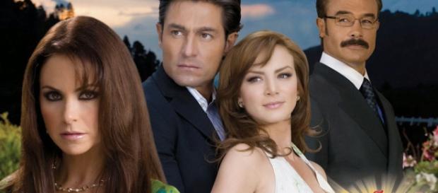 Lucero, Silvia Navarro e Fernando Colunga.