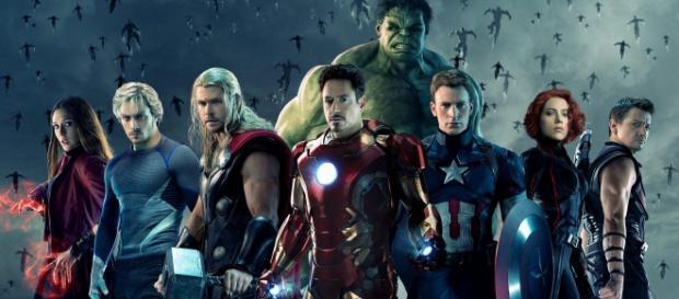 Marvel: Os Vinagores: A Era de Ultron