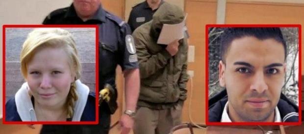 Ramin Azimi - morderca nastoletniej Finki.