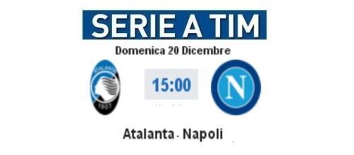Atalanta - Napoli in diretta su BlastingNews