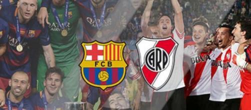 Barcellona - River Plate, finale Mondiale per Club