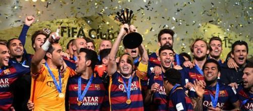 Barcelona campeão do Mundial de Clubes FIFA 2015